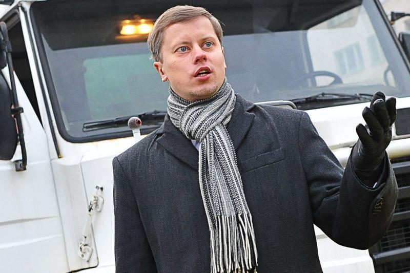 Į komandiruotę A.Kupčinskas ir dar du Kauno politikai pasiėmė žmonas