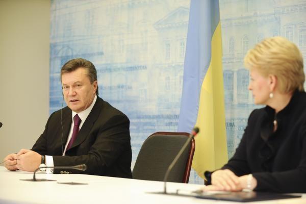 Lietuvos ir Ukrainos vadovai žada tartis su Minsku dėl elektros importo per Baltarusiją