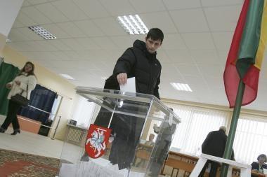Seimo narys siūlo dėl mandato panaikinimo balsuoti atvirai