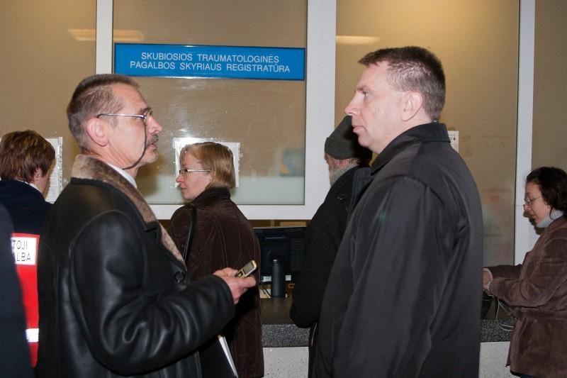 Generaliniam prokurorui D.Valiui gresia bauda iki 500 litų
