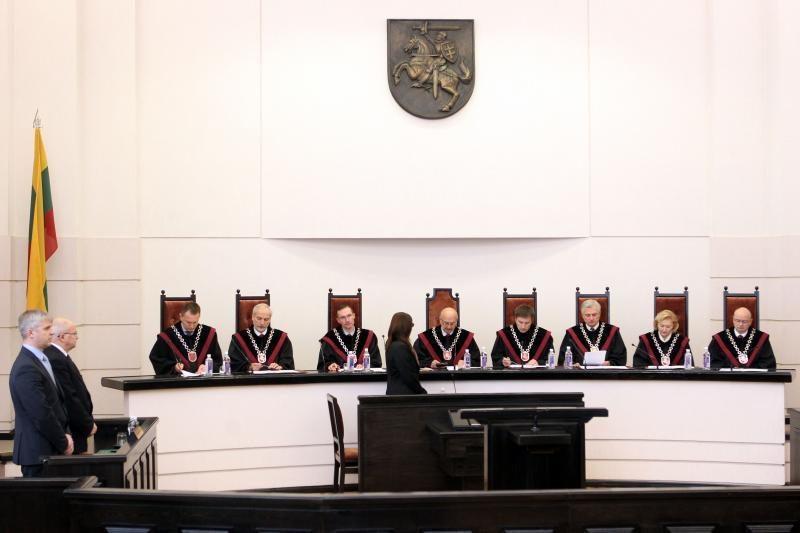 Teismas šiandien skelbs išvadą dėl pažeidimų per Seimo rinkimus