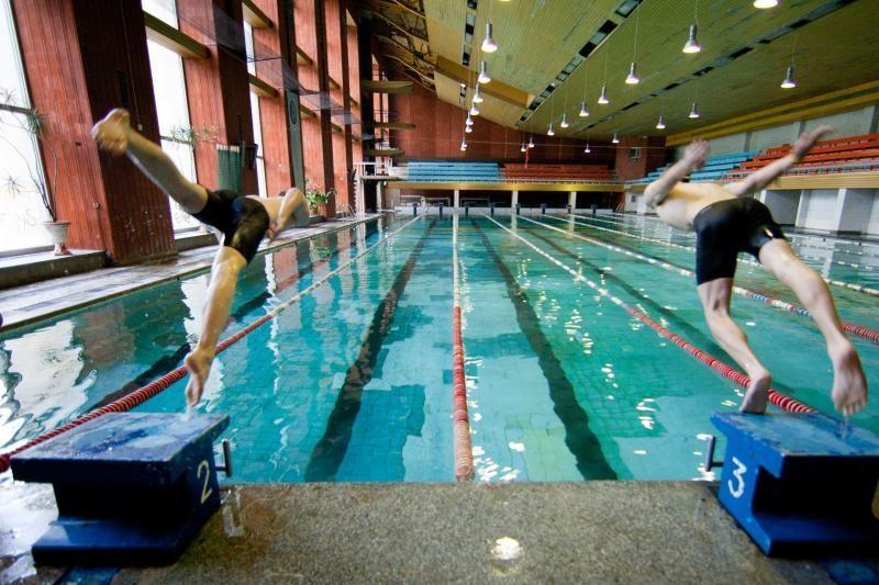 Dėl naujo baseino Klaipėdoje - diskusijos