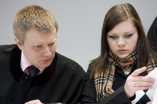 Berneen užpuolimu kaltinama V.Iljinych sulaukė naujų įtarimų (papildyta)