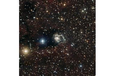 Mįslę įminti gali tamsiosios žvaigždės