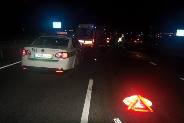 Oslo gatvėje Vilniuje žiauriai sutraiškytas žmogus (papildyta)