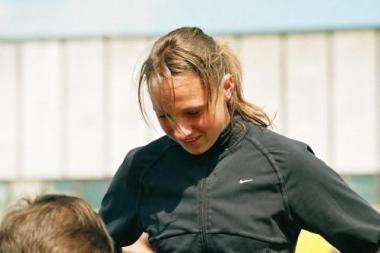 Klaipėdietė N.Piliušina - Europos čempionato finale