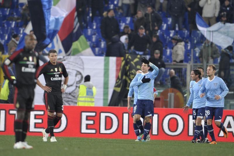 """M.Stankevičiaus komanda įveikė """"AC Milan"""" vienuolikę"""