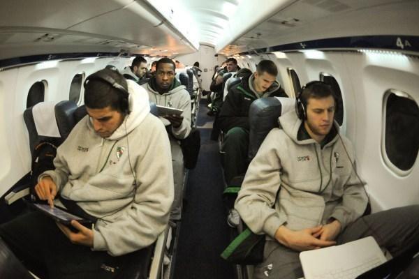 """""""Žalgirio"""" krepšininkai atskrido į Lenkiją"""