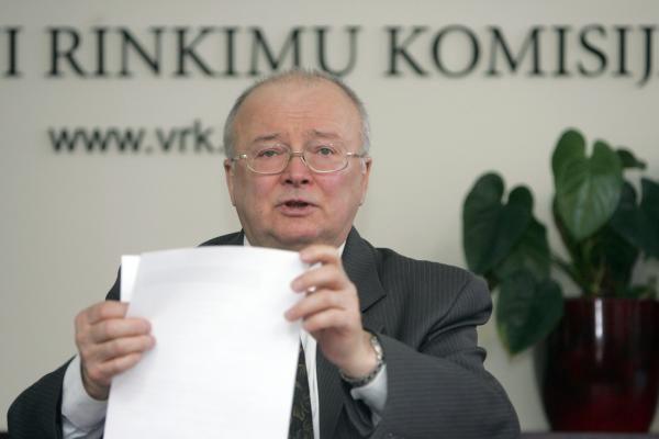 Z.Vaigauskas: dar neaišku, ar R.Paksas galės kandidatuoti į Seimą