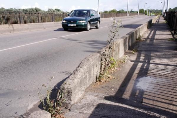 Panemunės tiltas nebus rekonstruojamas - jo vietoje statys naują