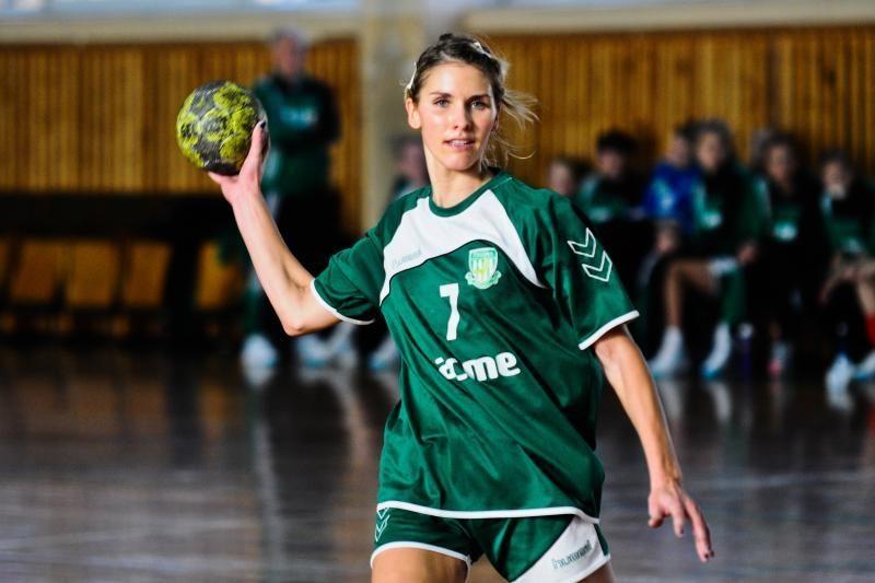 Kaunietės vėl tapo Lietuvos moterų rankinio lygos lyderėmis