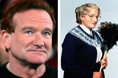 Susan Boyle vaidmuo filme pasiūlytas Robinui Williamsui