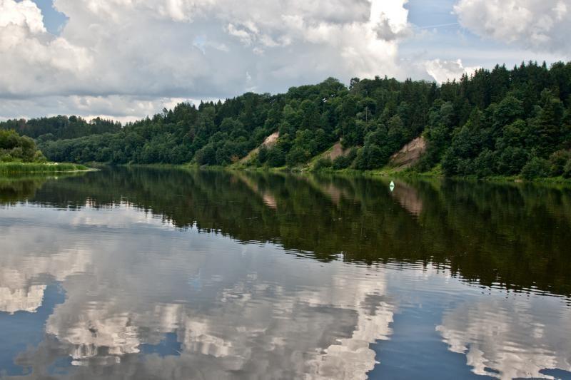 Nemunas senka dėl Baltarusijoje statomos hidroelektrinės?