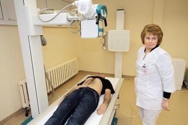 Klaipėdos jūrininkų ligoninėje - įkurtuvės