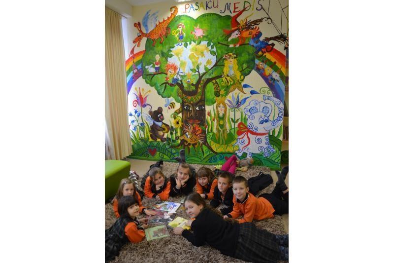 Įvairiapusė investicija į vaikų ugdymą duoda vaisių