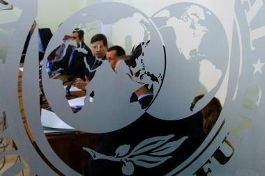TVF ragina Rytų Europos šalis mažinti biudžeto deficitą, skatinti ūkio plėtrą