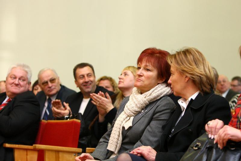 Subliūškusi intriga: Kauno socialdemokratams vadovaus O. Leiputė