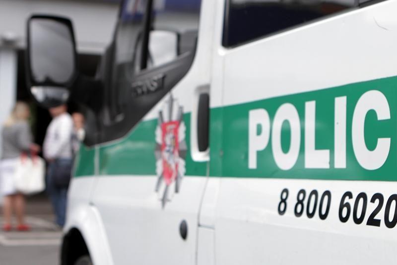 Neringoje dirbančios policininkės vyras sukėlė skandalą komisariate