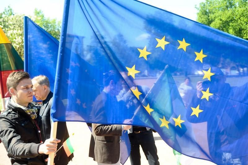 Vilniuje paskelbta Lietuvos pirmininkavimo ES pradžia