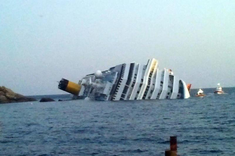 Britas užsisakė kruizą nuskendusiame laive