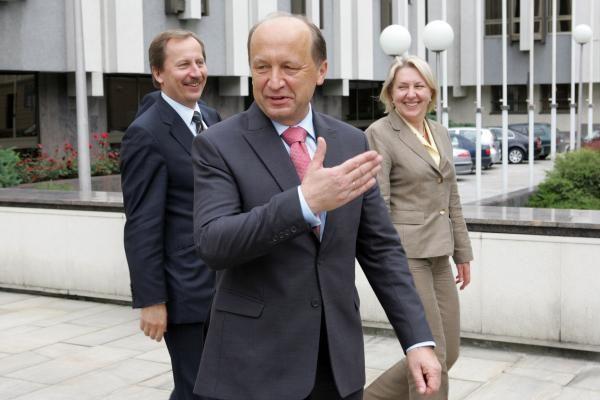A.Kubilius: dialogui su Lenkija trukdo