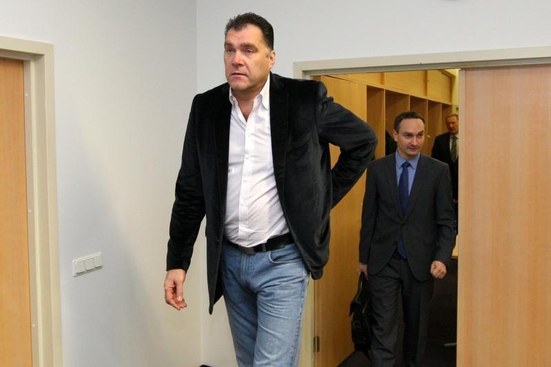 A.Sabonis: norėtume palengvinti krepšininkams kelią į olimpiadą