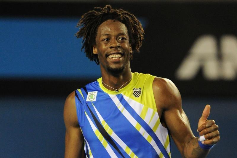 Australijoje sėkmė lydėjo prancūzų teniso lyderius