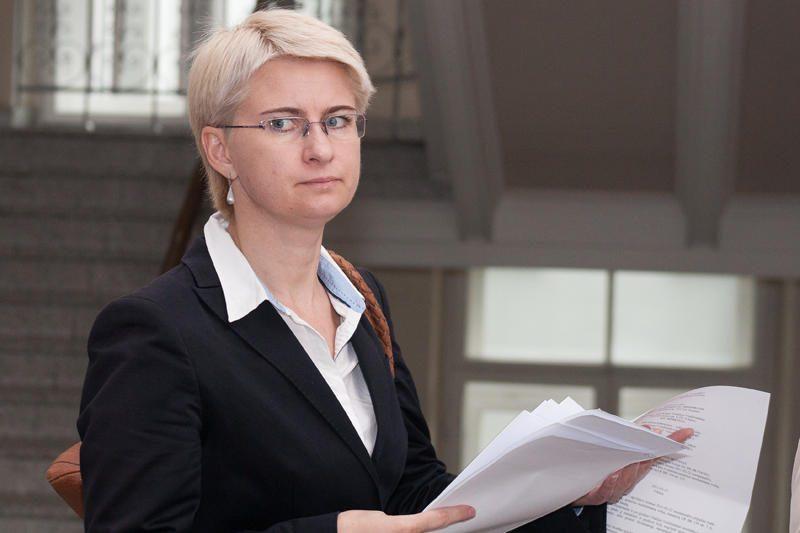 N.Venckienei iškelta dar viena drausmės byla
