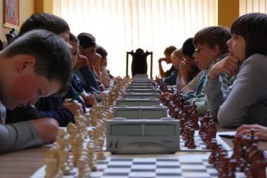 Palangoje – didžiausias Lietuvoje šachmatų festivalis