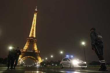 Teroristai norėjo sudrebinti visą Europą (atnaujinta)
