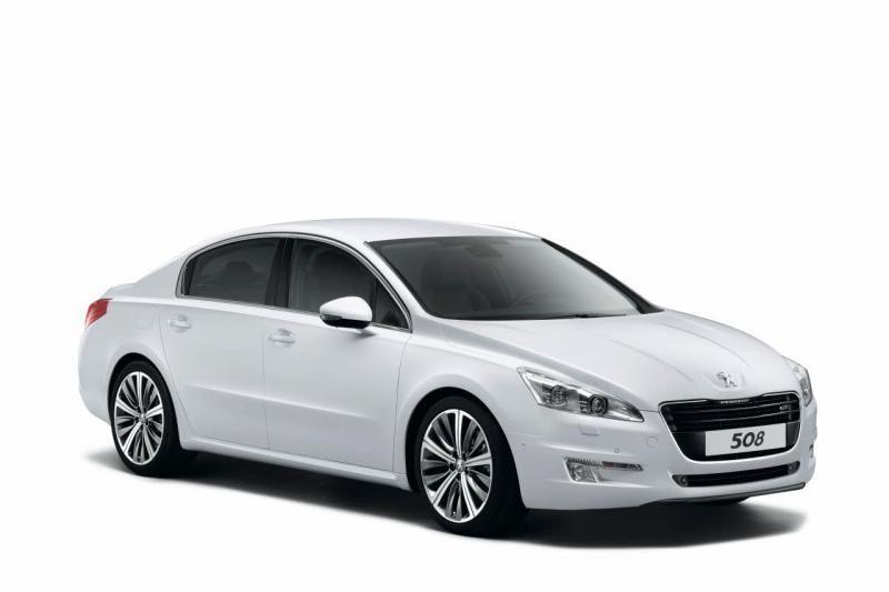 """""""Peugeot 508"""" išrinktas """"2012 metų automobiliu"""" Portugalijoje"""