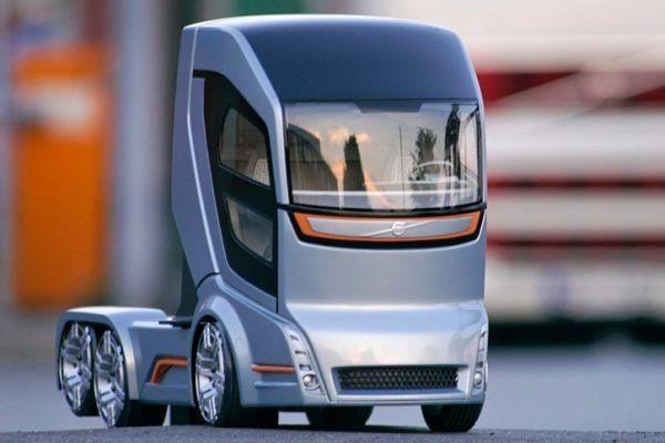 Ateities sunkvežimiai bus mažai kuo panašūs į šiandieninius