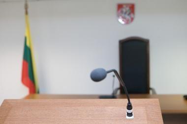 Teisėjų taryba atvėrė kelią Panevėžio teisėjos atleidimui