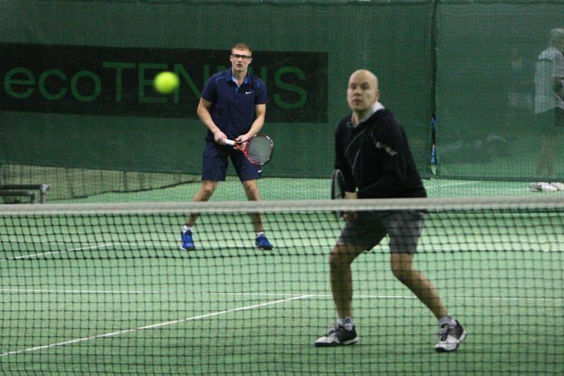 """120 tenisininkų pradėjo kovą dėl """"Kauno dienos"""" taurės"""