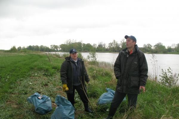 Žvejų sučiupti brakonieriai aplinkosaugininkų nesudomino