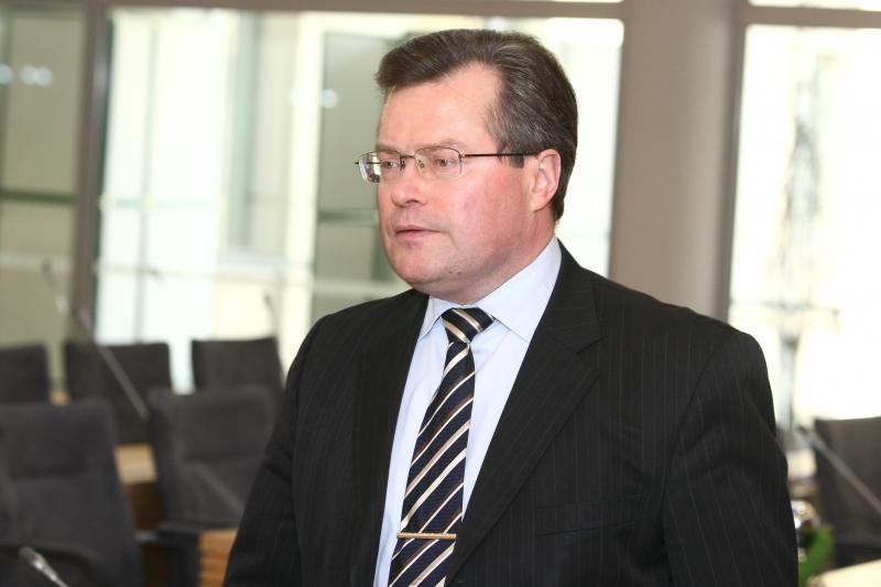 Vidaus reikalų ministro pareigas eiti siūloma patikėti R.Šukiui