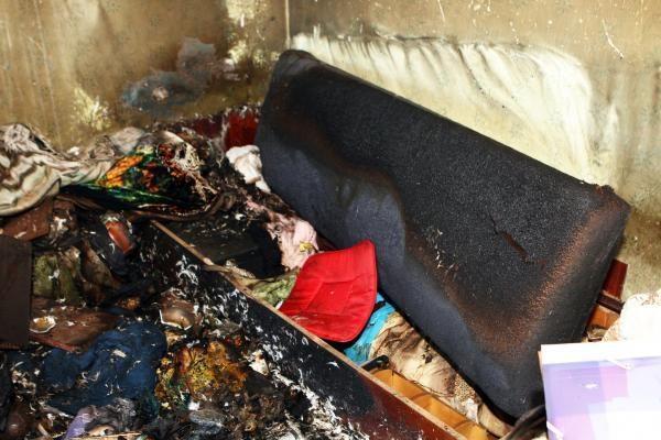Klaipėdoje gaisre žuvo žmogus