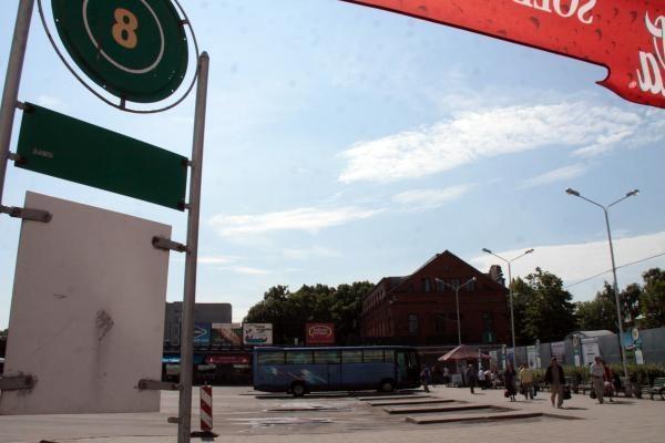 Kauno autobusų stoties laukia perversmas