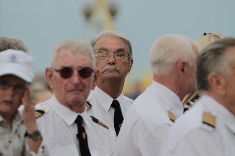 Metų jūrininkas – kapitonas Vytautas Valteras