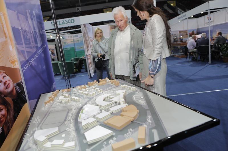 Klaipėdoje prasidėjo Vakarų Lietuvos verslo paroda
