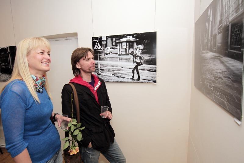 Gyvenimas gatvėje – pro dešimt fotoobjektyvų