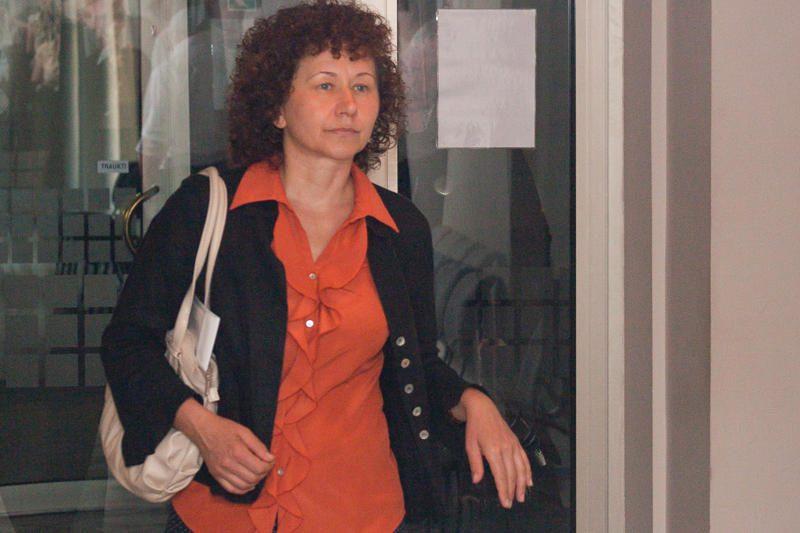 Buvusi Seimo kasininkė R.Petkelienė nuteista dvejiem metams nelaisvės