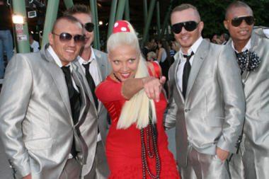 L.Vaikulė Vilniuje žada surengti grandiozinį šou