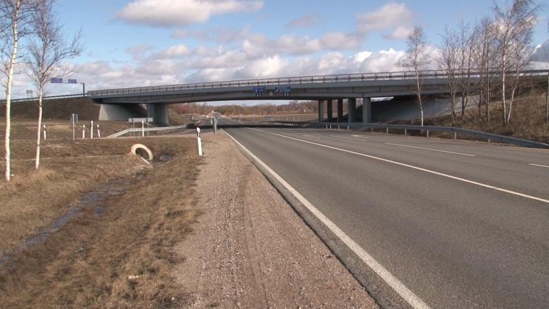 Netoli  Kalotės nuo tilto nušoko devyniolikmetis (atnaujinta)