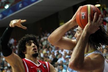 Jordanija garbingai pasipriešino argentiniečiams
