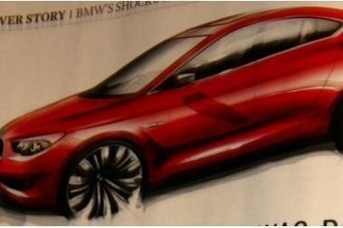 BMW kuria naują kompaktinį modelį