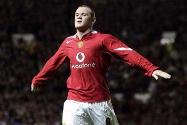 """""""Barcelona"""" laukia W.Rooney"""