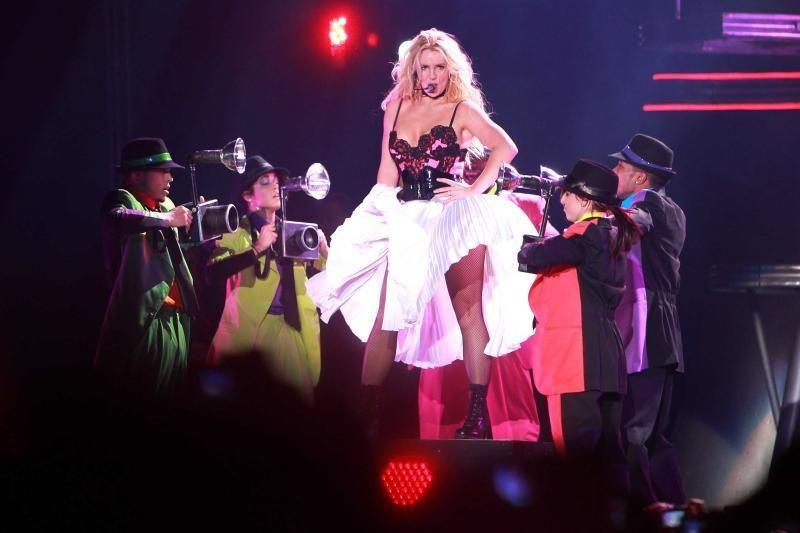 B.Spears savo 30-ąjį gimtadienį atšventė ant pačiūžų