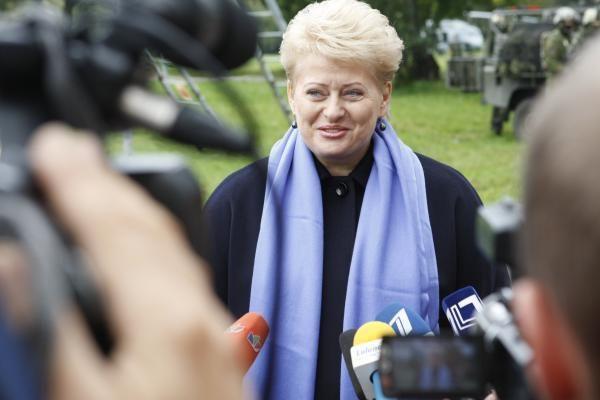D.Grybauskaitė nevengė šiurkščių žodžių ES biudžetui, tvirtina