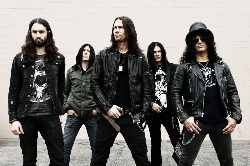 "Pirmąkart Lietuvoje – buvęs ""Guns N'Roses"" gitaristas Slashas"